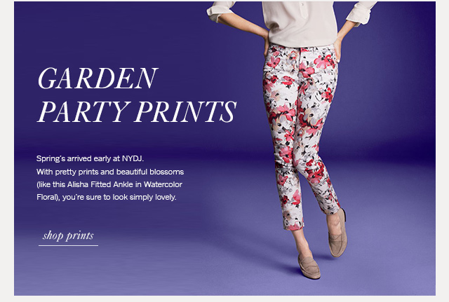 Garden Party Prints