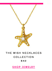The Wish Necklaces Collection $42 - SHOP JEWELRY