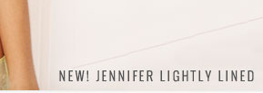 New! Jennifer Lightly Lined