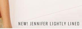 New! Jennifer Lightly Lined