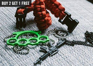 Shop Paracord Bracelets & Pendant Jewelry