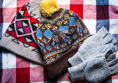Shop Pile on the Patterns: Hats & More