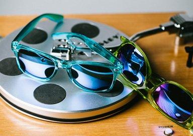 Shop Sunglasses ft. Transparent Styles