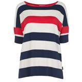 Paul Smith Knitwear - Large Stripe Oversized Top