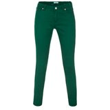 Paul Smith Jeans - Green Cotton Twill Jeans
