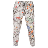 Paul Smith Trousers - Surrealist Collage Print Sweat Pants