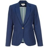 Paul Smith Jackets - Blue Patch Pocket Jacket