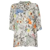 Paul Smith Shirts - Surrealist Collage Print Shirt
