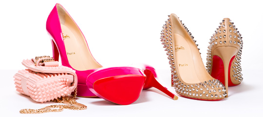 Christian Louboutin:First Time on Rue