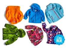 Columbia Kids' Spring Jackets & Fleeces