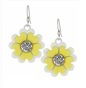Corsage French Wire Earrings