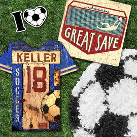 Get the Ball Rolling: Soccer Décor