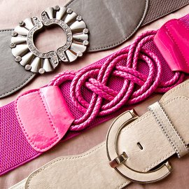 Style in a Cinch: Women's Belts