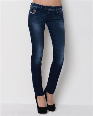 Diesel Nevy Stretch Skinny Jeans