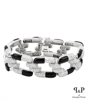 P&P SILVER Made In Italy Bracelet 925 Sterling Silver