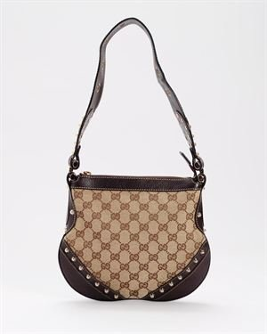 Gucci NWOT Monogram Canvas Purse