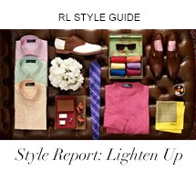 RL Style Guide - Style Report: Lighten Up