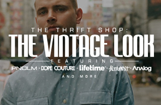 The Thrift Shop: Vintage look