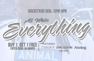 All White Evertyhing