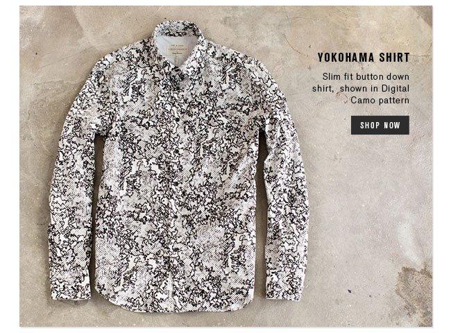 Tokohama Shirt