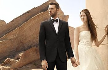 Black by Vera Wang Tuxedos