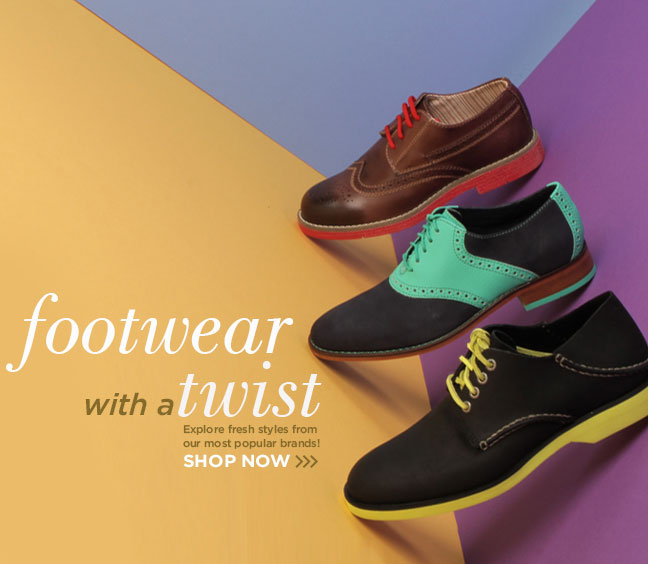 Shop Contrast Color Shoes