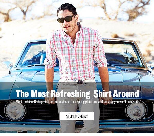The Most Refreshing Shirt Around