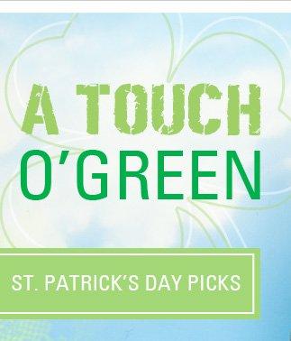 Shop St. Patrick's Day Picks