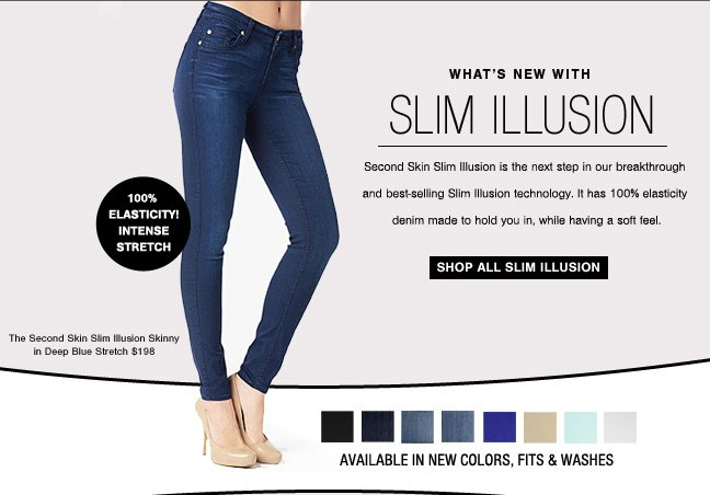 Shop All Slim Illusion