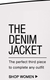 The Denim Jacket - Shop Women