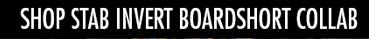 Shop Stab Invert Boardshort Collab