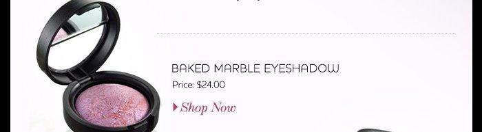 Baked Marble Eyeshadow. $24
