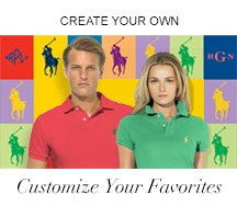 Create Your Own - Customize Your Favorites