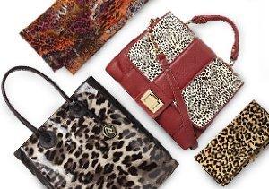 Wild Side: Animal Print Handbags & Accessories