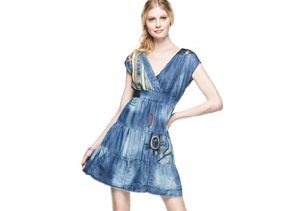 Desigual: Tops, Tees, Skirts & More