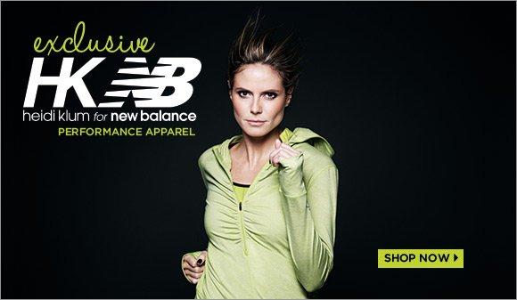 Women's New Balance Clothing