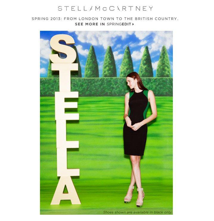 Stella McCartney: See More in Spring Edit