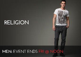 RELIGION - Men