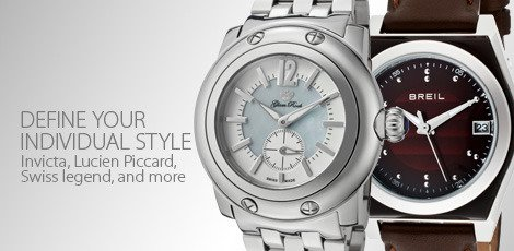 Men's Premium Watches - Define your Individual Style