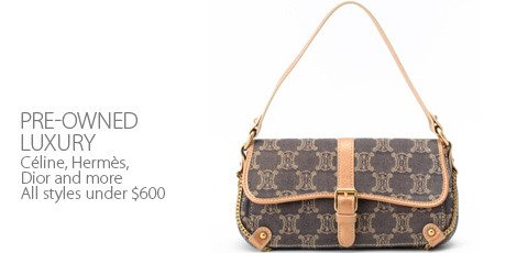 Pre-owned Multi Brand bags & acc under $600