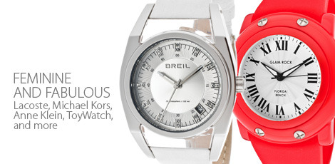 Women's Premium Watches - Feminine and Fabulous