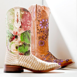 Johnny Ringo Boots