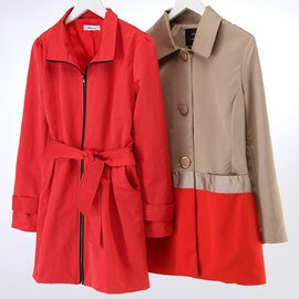 Spring Breeze: Women's Outerwear