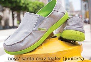 boys' santa cruz loafer (junior's)