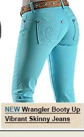 Blue Wrangler