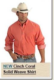 Cinch Coral