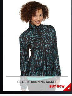 GRAPHIC RUNNING JACKET. BUY NOW