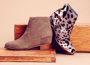 The Best of 80%20 NYC's Booties & Loafers