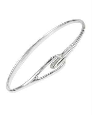 Tiffany & Co. Sterling Silver Infinity Interlocking Bracelet $239