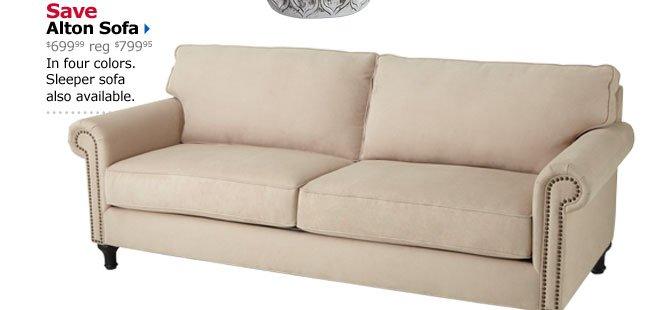 Save Alton Sofa